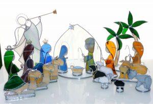 20 Piece Nativity