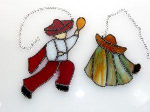 Mexican Suncatchers